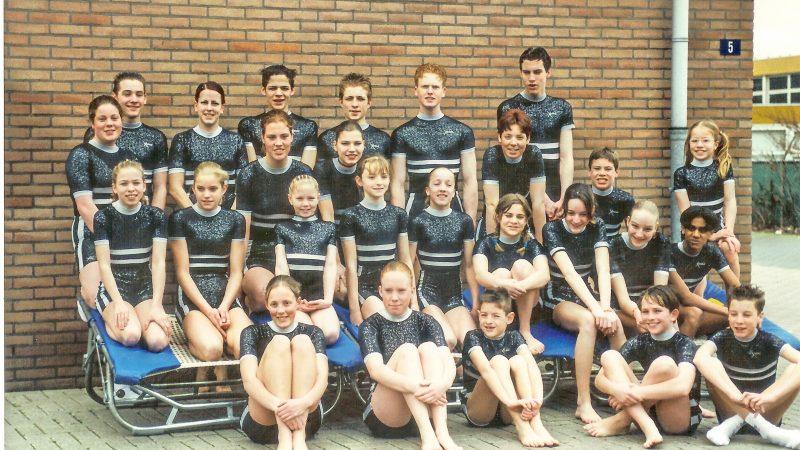 1998 in teamverband buiten