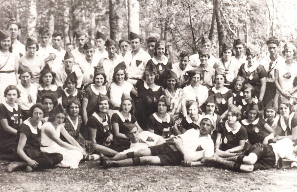 1932 Wandelen Oosterbeek