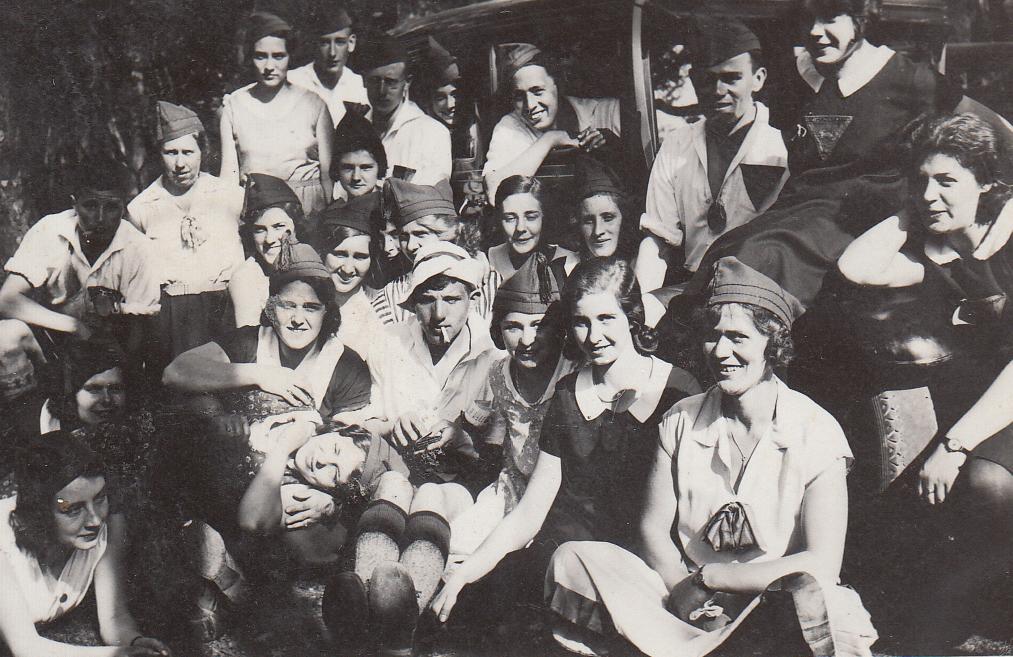 1934 Afstandmarsch Oosterbeek