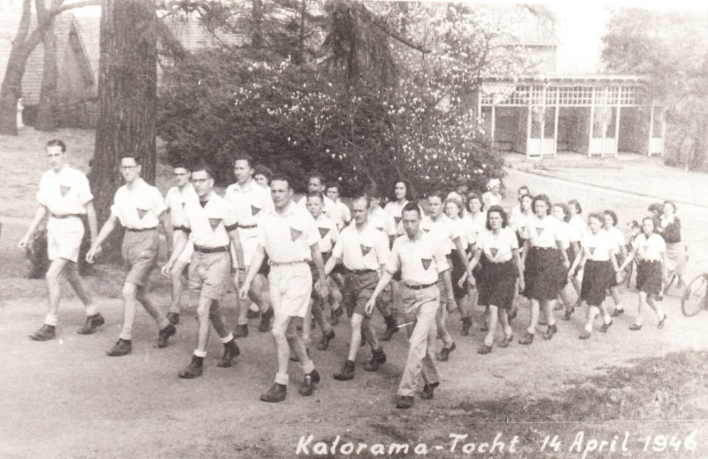 1946 Kalorama tocht