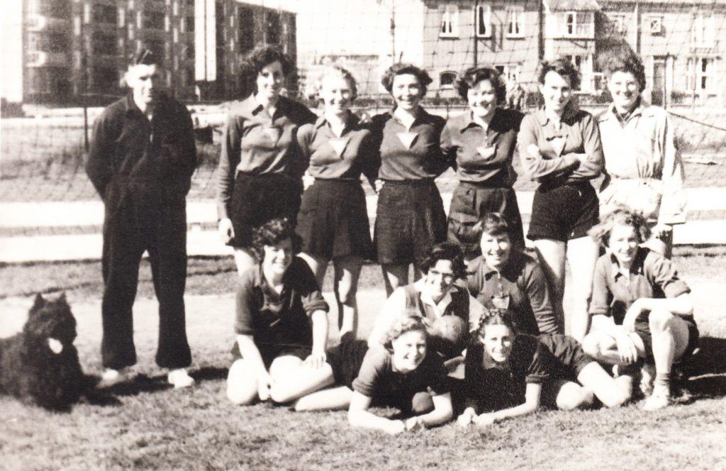 1952 Veldhandbal