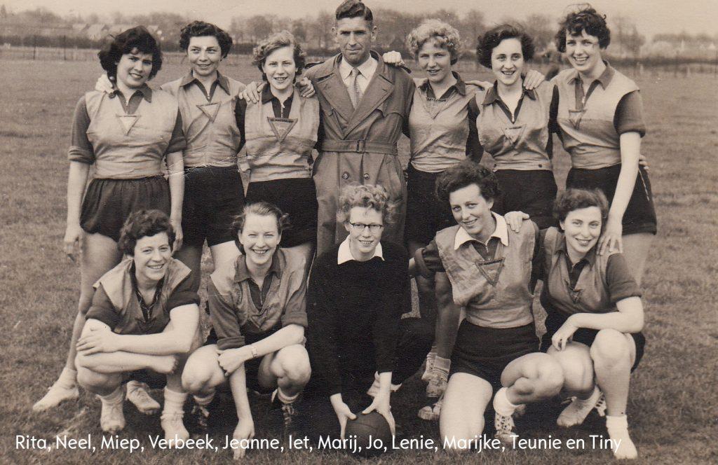 1954 Handbal