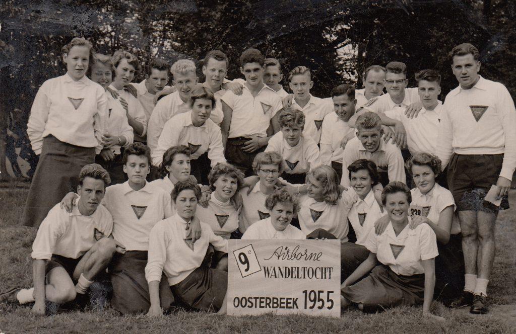 1955 Airborne Oosterbeek