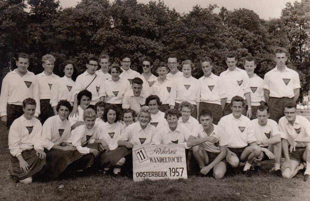 1957 Airborne Oosterbeek