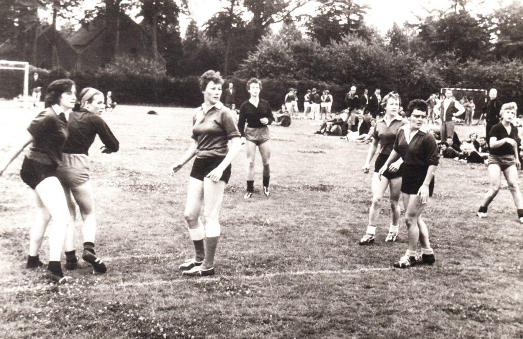 1962 Handbal toernooi
