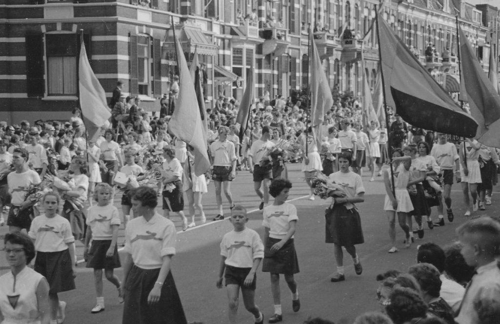 1969 Viergaagse intocht st Annastr