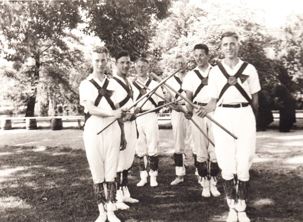 1930 Volkdansen