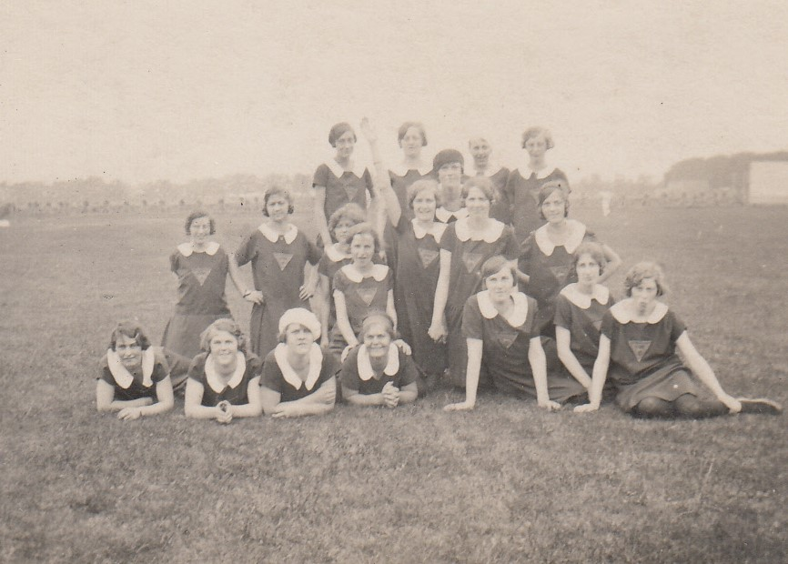 1930 dames groep