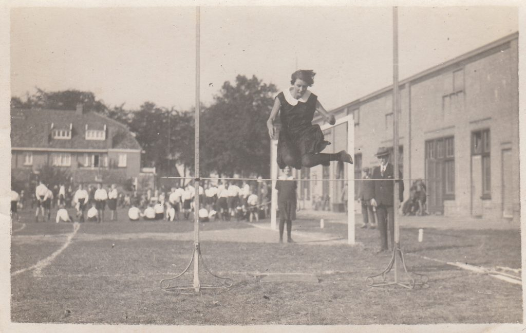 1931 hoogspringen dames