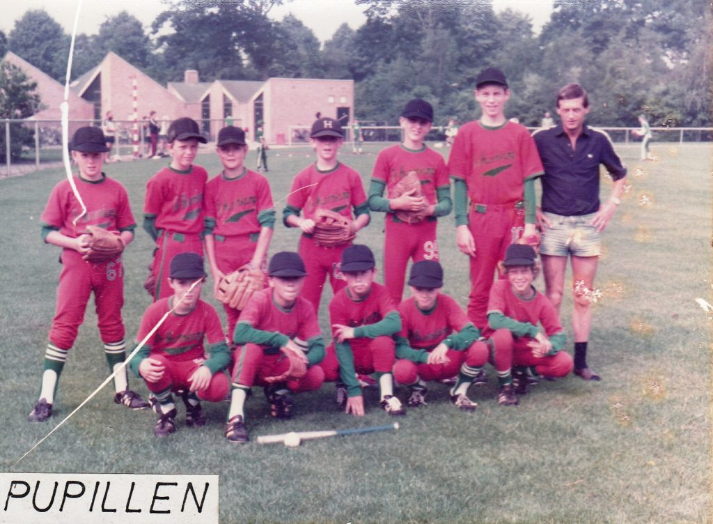1983 Honkbal Pupillen
